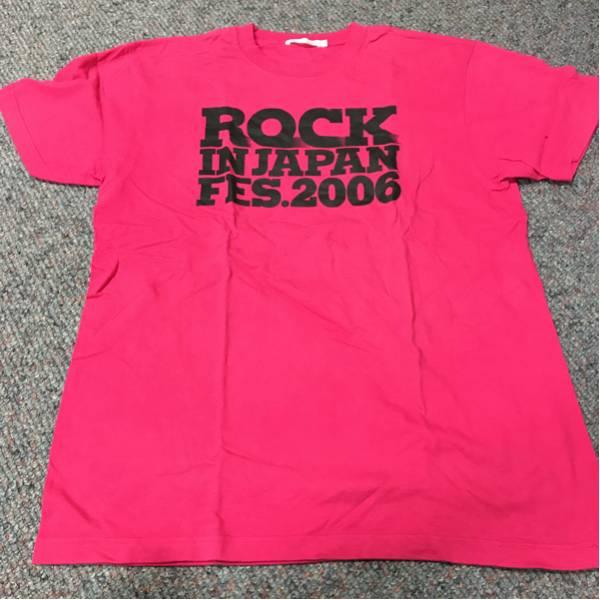 rock in japan fes 2006 フェスT XL ライブグッズの画像