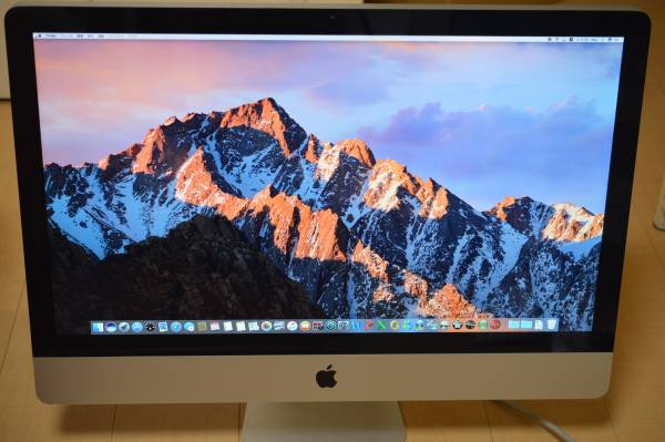 【プロ仕様 Waves 最強 プラグイン&バンドル】iMac Mid2011/27inch/2TB/32GB/Win10/Adobe