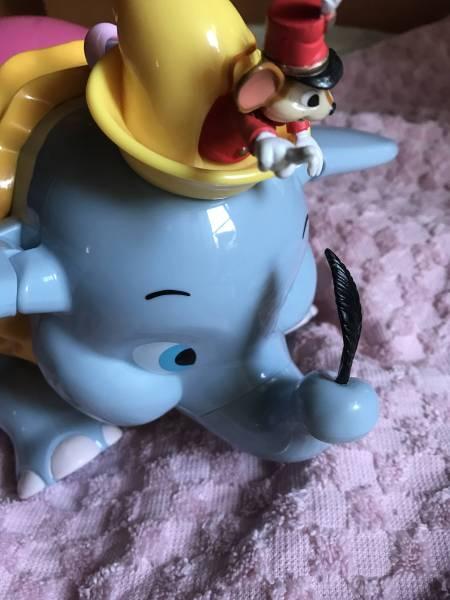 【送料込】美品★ダンボ★ディズニーランド ポップコーン バケット ディズニーグッズの画像