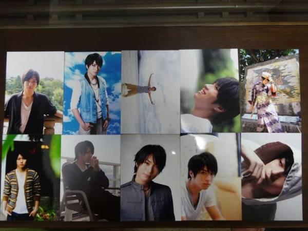 ★☆松下優也生写真【秘蔵】べっぴんさん☆X4☆006