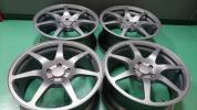 ◆絶版 レイズ製 軽量 鍛造 プロドライブ GC010E ◆ 4本セット 86 BRZ GC8インプレッサ レガシィ プリウス等