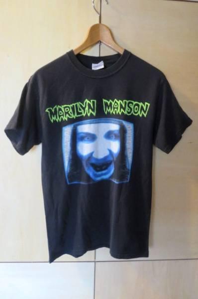 古着 マリリン マンソン Tシャツ S