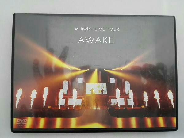 "w-inds.LIVE TOUR""AWAKEat 日本武道館 ライブグッズの画像"
