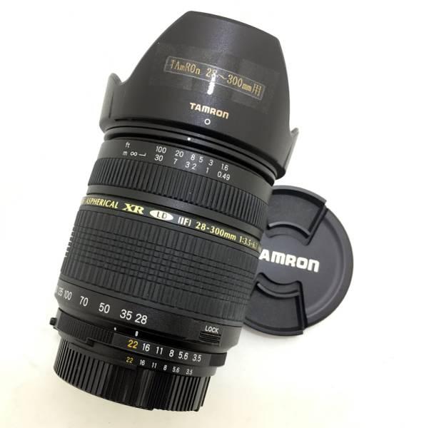 TAMRON タムロン AF 28-300mm F3.5-6.3 XR LD Aspherical [IF] MACRO NIKON/ニコン用