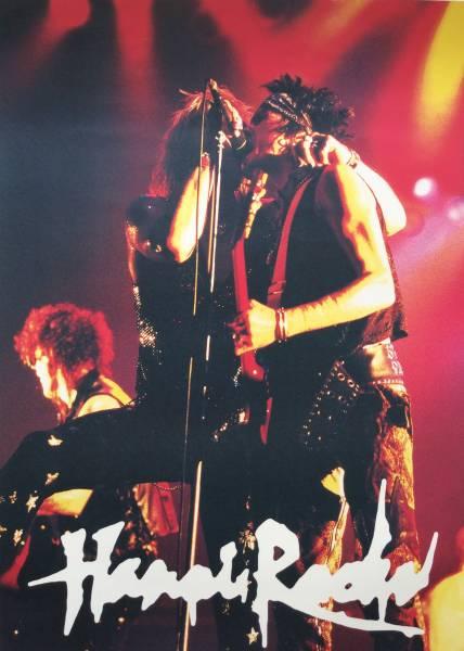 ハノイ・ロックス HANOI ROCKS  ライブ ポスター