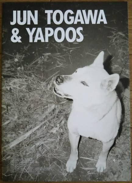 戸川純とヤプーズ ライブツアーパンフレット 1987 / JUN TOGAWA & YAPOOS