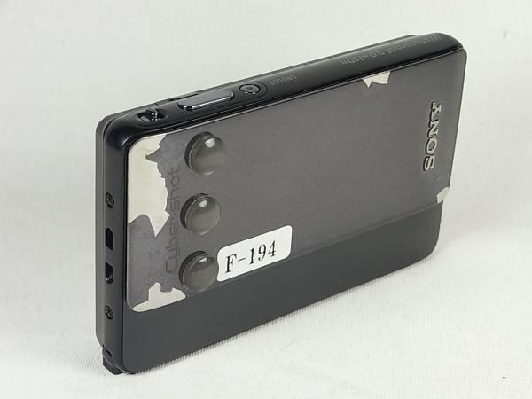 F-194 Sony DSC-TX5 1020万画素 防水 動作確認 送料250円~