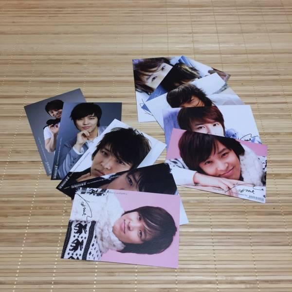 ジョンフン★John-Hoon★ポストカード他★10枚まとめて★新品★F