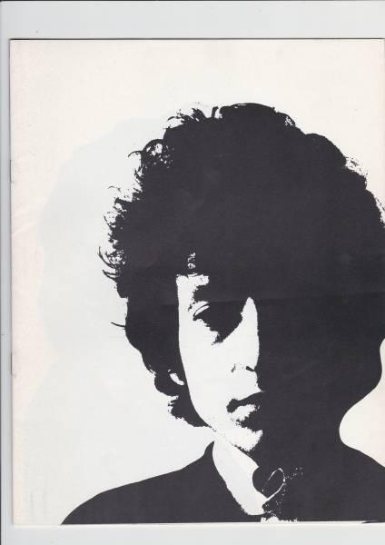 Bob Dylan ボブ・ディラン 1966年 ツアーパンフレット + おまけ