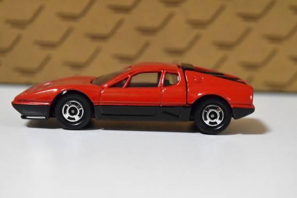 【トミカ/青箱】外国車シリーズ F57 フェラーリ BB 512 カタログ付き【00249】_画像2