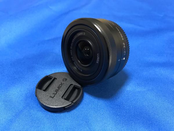 ☆新品☆ パナソニック Panasonic LUMIX G VARIO 12-32mm/F3.5-5.6 ASPH./MEGA O.I.S. H-FS12032-K [ブラック]