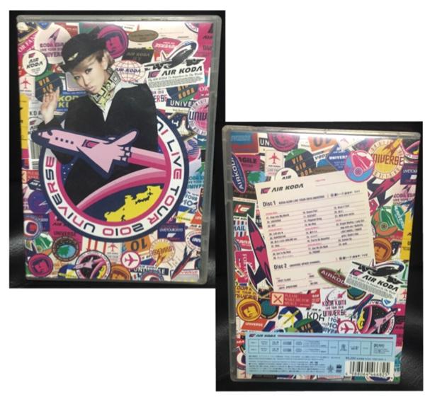 倖田來未 LIVE TOUR 2010 UNIVERSE