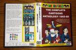 The Beatles The Complete Cartoons Anthology 1965-69 6DVDr ビートルズ アニメ