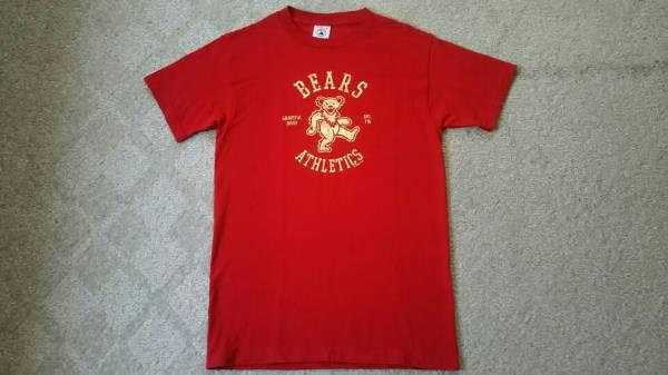 即決送料無料 試着のみの美品 99s USA製 GRATEFULDEAD グレートフルデッド プリントTシャツ S /90sビンテージロックTシャツ デッドストック