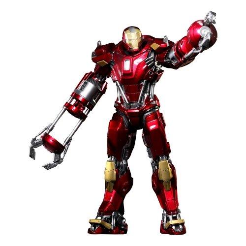 ホットオイズ アイアンマン レッドスバッパー パワーポーズ グッズの画像