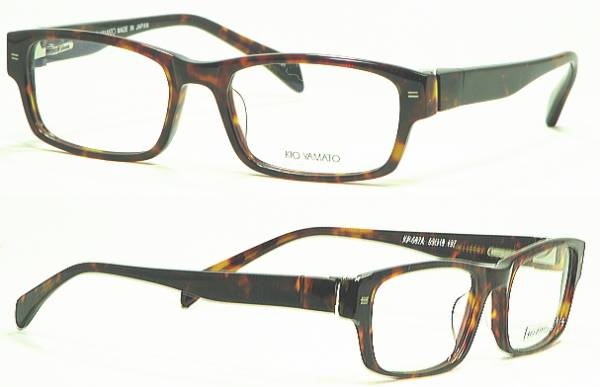 [KIO YAMATO] KIO-YAMATO Kio Yamato Glasses KP-082-01 Japanese-made cell new article, regular item spring hinge number kio yamato kio-yamato