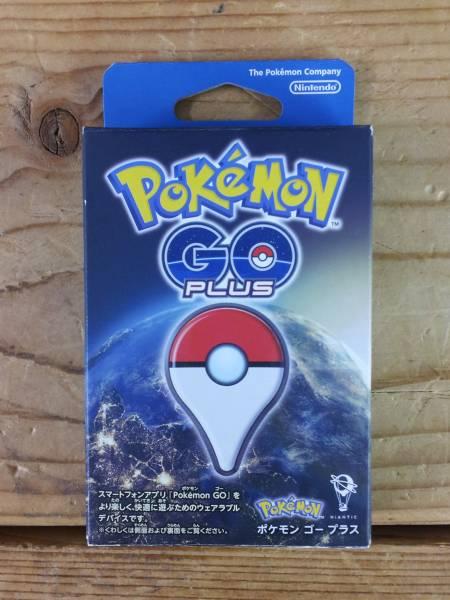 602★ポケモン ゴー プラス Pokemon GO plus 開封済み