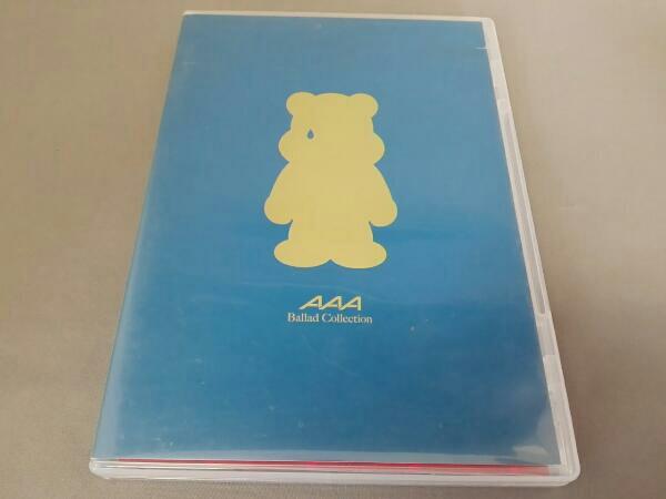 DVD AAA Ballad Collection(2CD) ライブグッズの画像