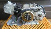 カブ リトルカブ モンキーなどに 107cc 実働 中華エンジン ホンダ横型用 セル無し 四速 三速用 6P5線配線済み 多少訳有り 売切