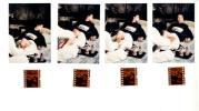 28★高田美和『軽井沢夫人(8)』ネガ付き生写真(各4枚揃)