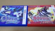 3DS ポケットモンスター オメガルビー+アルファサファイア セット