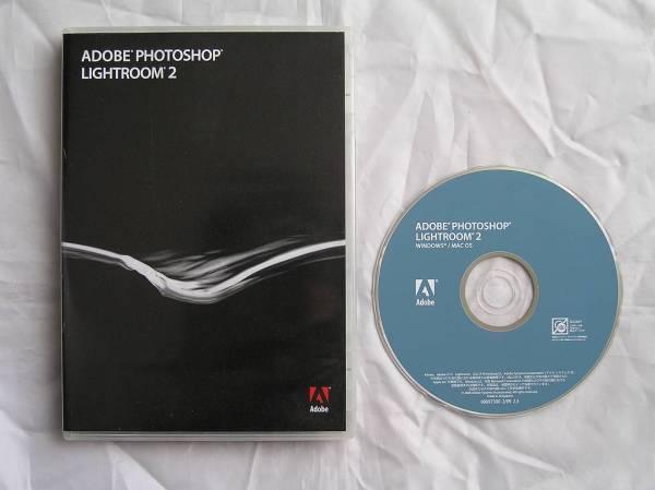 Adobe Photoshop Lightroom 2.0 日本語版 Windows /Macintosh