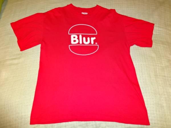 blur ブラー Tシャツ ハンバーガー 中古美品