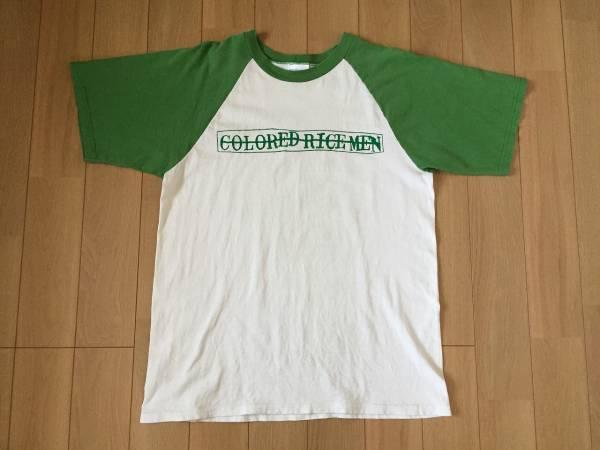 MADE IN USA United Sportsボディ使用 COLORED RICE MEN バンドTシャツ M カラードライスメン 古着インディーズ