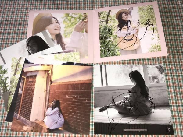チョン・ウンジ(Apink)@韓国1stミニアルバム「Dream」LP盤@直筆サイン(2回)