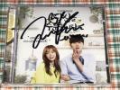 ユノ(東方神起)@韓国ドラマ「あなたを注文します」OST@直筆サイン