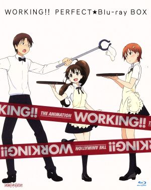 WORKING!! PERFECT☆Blu-ray BOX(