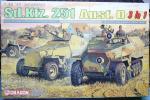 Dragon 1/35 Sd.Kfz.251/1 装甲兵車 3 in 1 中古・未開封・現状・1個