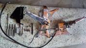 TC96 ツインカム ソフテイル ミッドコントロールキット 稀少 FXCWC FXSB