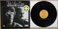 ★中古LP≪ドイツ盤≫ Ella Fitzgerald(エラ・フィッツジェラルド)・Joe Pass(ジョー・パス):Take Love Easy