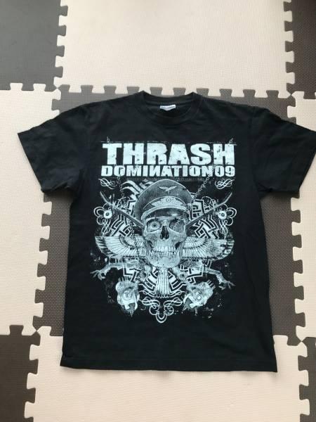 thrash domination 09 Tシャツ Mサイズ