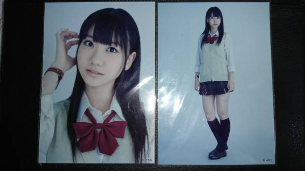 AKB48柏木由紀【AKB48ショップ限定特典生写真】AKBがいっぱい 2種コンプ レア ライブ・総選挙グッズの画像