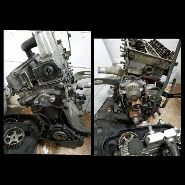 カプチーノ エンジン F6A EA11R 部品取りなどに 引き取り希望 ジムニー アルトワークス_画像3