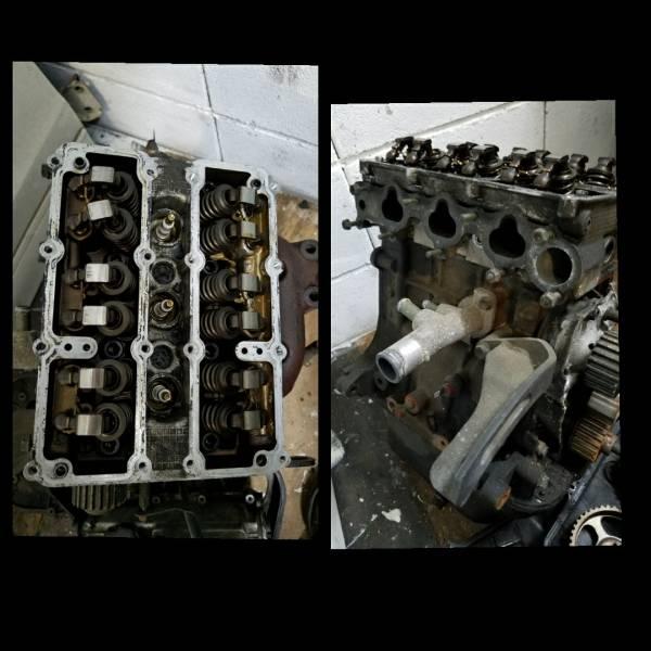 カプチーノ エンジン F6A EA11R 部品取りなどに 引き取り希望 ジムニー アルトワークス_画像2