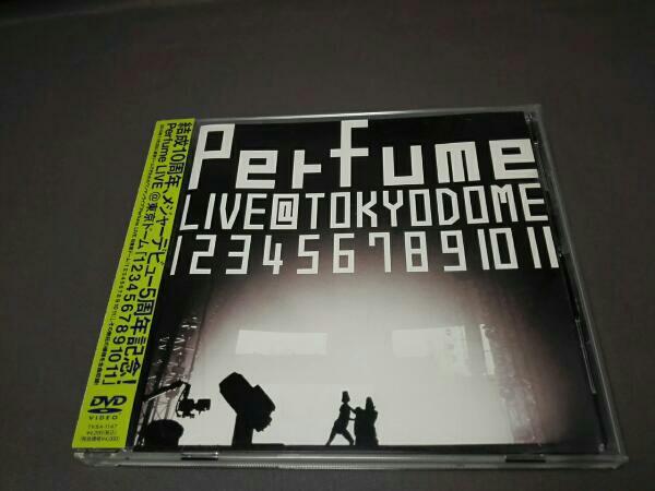 結成10周年メジャーデビュー5周年記念!Perfume LIVE 東京ドーム ライブグッズの画像