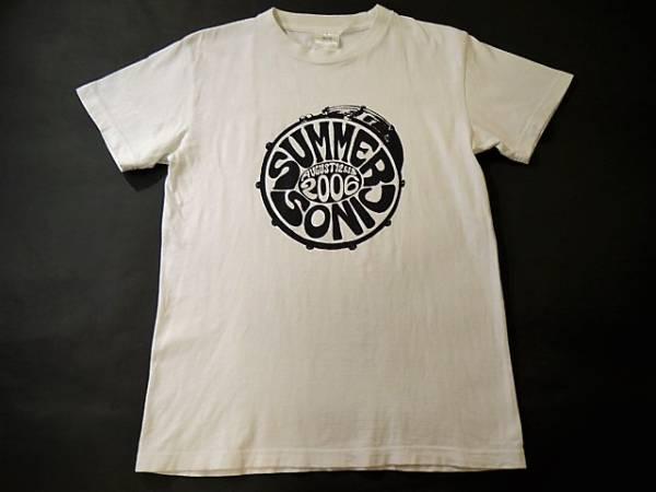 ◆SUMMER SONIC サマーソニック 2006◆ Tシャツ:M
