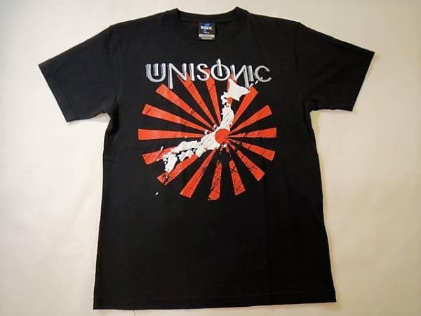 美品◆UNISONIC ユニソニック◆2011年 ラウドパーク メタル バンドTシャツ:M