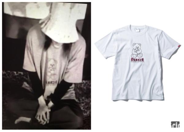 X JAPAN hide着 MISERY PV着用 Tシャツ コスプレ コス lemonedにも出ていないデザイン