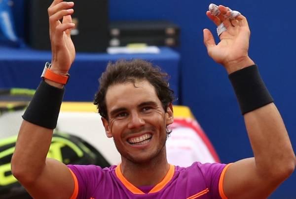 ラファエル・ナダル 2L判写真1枚 テニス ⑨