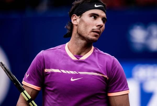 ラファエル・ナダル 2L判写真1枚 テニス ②