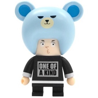 ☆ KUNTOY x YG BEAR Figure - ONE OF KIND Version 公式 フィギュア 新品 未開封