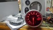 汎用 タコメーター86mm 検 オートゲージ Defi S14 S15 S13 AE86