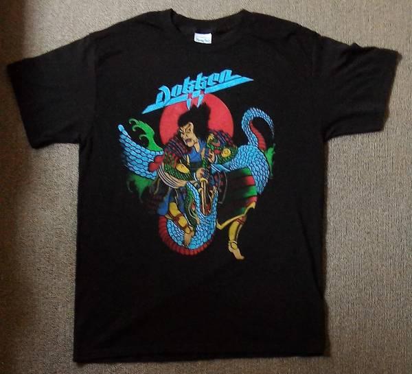 【難アリ】Dokken ドッケンヴィンテージTシャツ バンドT 88年頃 Made in USA