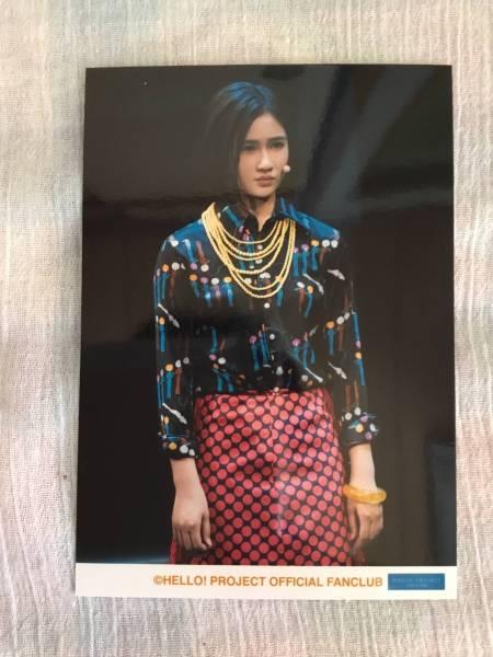 アンジュルム 佐々木莉佳子 FC限定 会報76号使用生写真 演劇女子部 ミュージカル モード 舞台風景