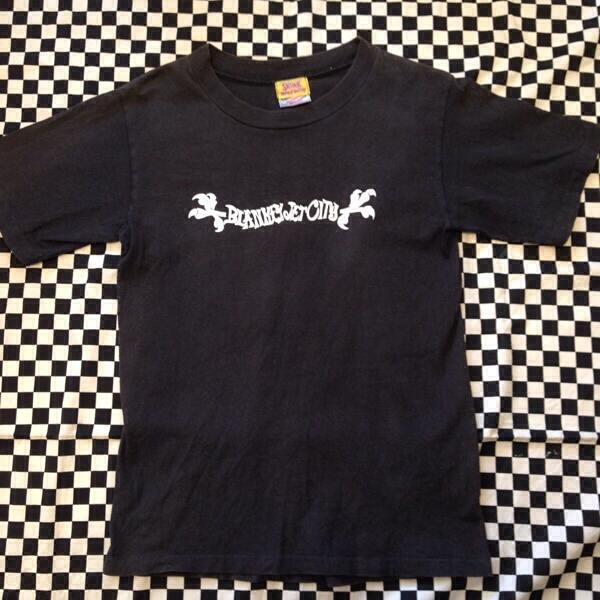 ブランキージェットシティ 浅井健一 Tシャツ ベンジー 激レア サイズS SKUNK BJC ライブグッズの画像