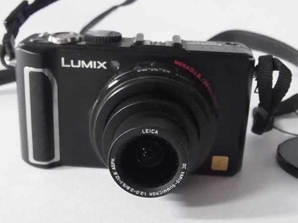 1161★Panasonic DMC-LX3 コンパクトデジカメ
